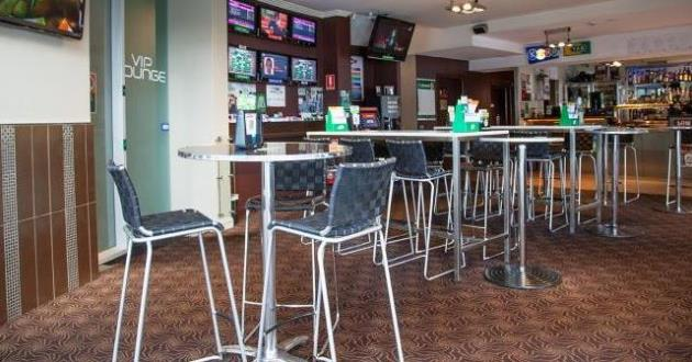 The Stylish Sports Bar