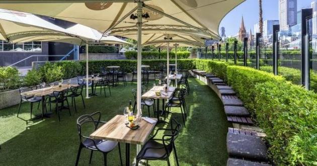 Jarrah Bar & Outdoor Terrace