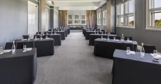 Lancemore Mansion Hotel - The Ballroom