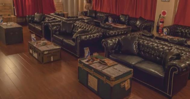 Escape Hunt Sydney - Lounge Area + 6 Escape Rooms