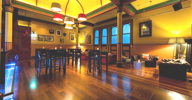 The Chesterfield Attic Bar