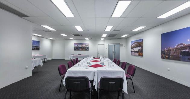 The Williams Conference or Training Room