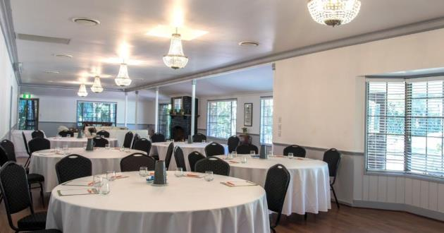 Elegant Colonial Conference Space