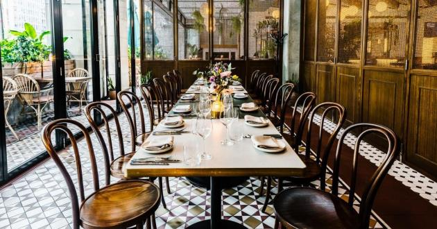Social Private Dining Room