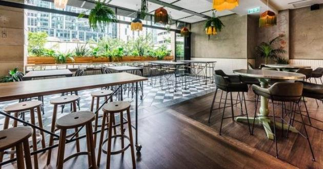 Verandah Bar - Whole Venue