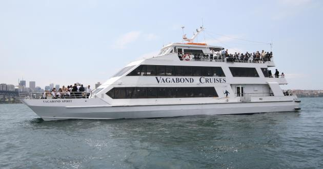 M.V. Vagabond Spirit