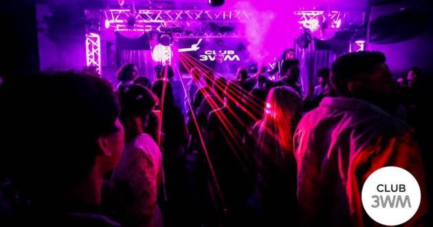 Hot Spot Club 3 WM