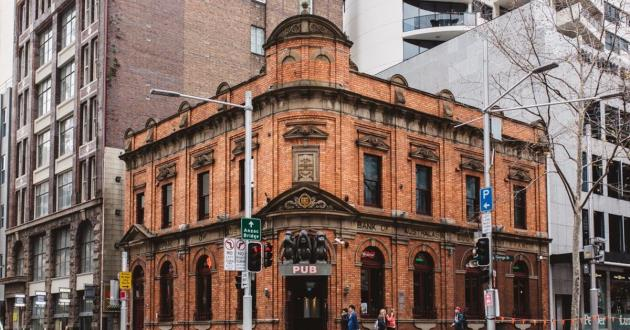 The Classy George Street Bar