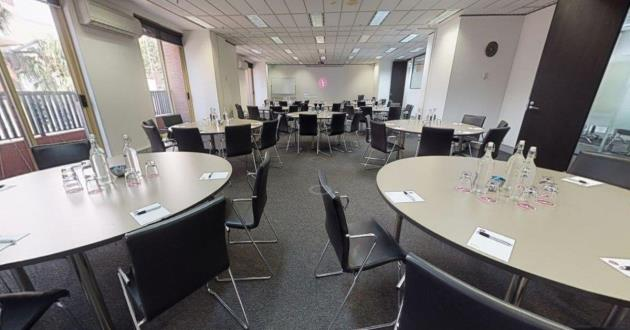 Extra Large Conference Room