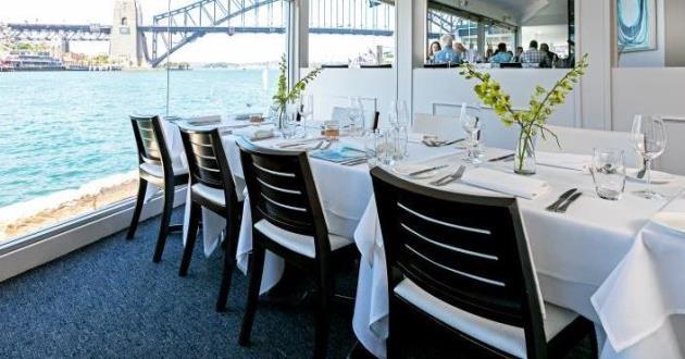 Sydney Harbour Dining Room