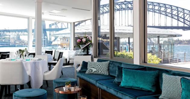 Sydney Harbour View Restaurant