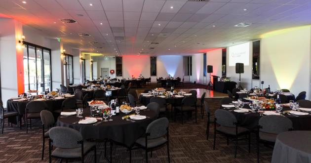 The Presidential Function Room in the Stadium