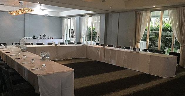 Coral & Rainforest Function Room