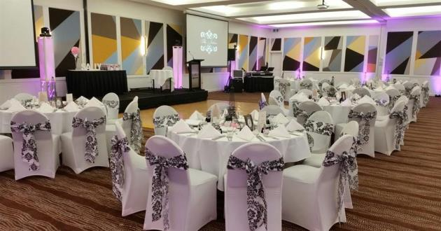 Ballroom (Combined Function Rooms 1,2,3)