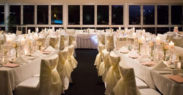 The Skyline One Function Room with Natural Light