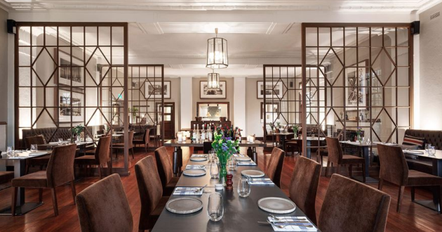 The Argus Dining Room