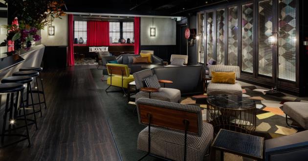 Gilt Cocktail Lounge
