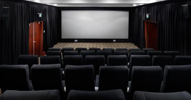 Private Screening Room