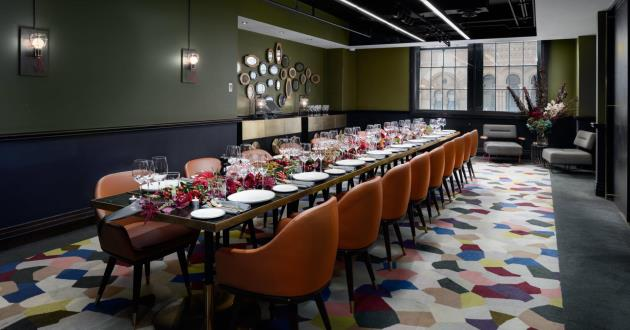 Private Dining, George Room