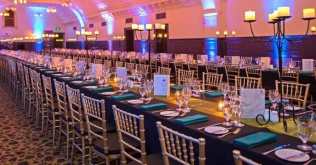 Elegant & Grand Supper Room