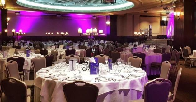 Beautiful & Refined Swanstown Hall