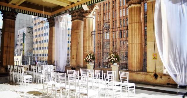 Iconic Portico Room & Balcony