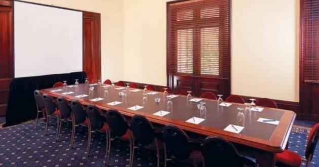 Rich Timber Boardroom - Regent Room