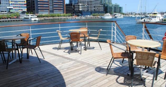 Victoria Star Melbourne's Classic Cruise Ship