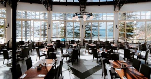 Seasalt Restaurant Conservatory