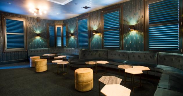 Elegant, Private VIP Room