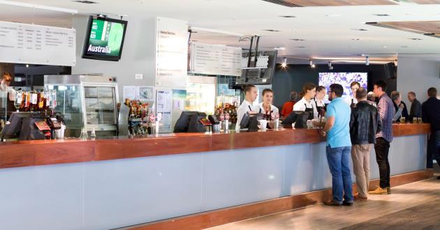 Frank Grey Smith Bar