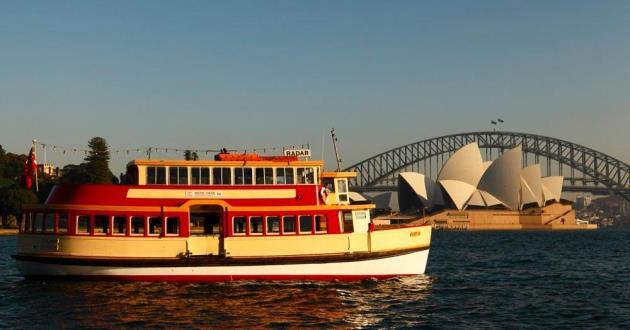 "Heritage vessel ""Radar"""