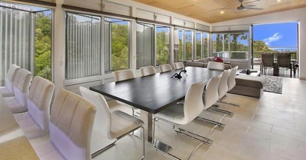 Panozza Boardroom