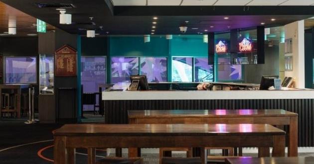 The Famous St Moritz Bar