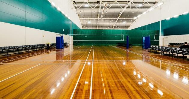 Badminton Hall