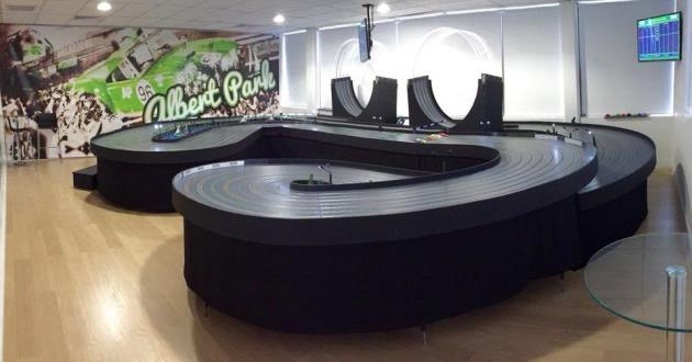 Boutique Slot Car Racing & Events Venue for All Ages