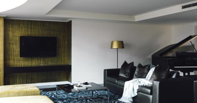 Gold Suite Penthouse