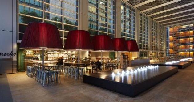 Southern European Cuisine Restaurant (Full Venue Use)