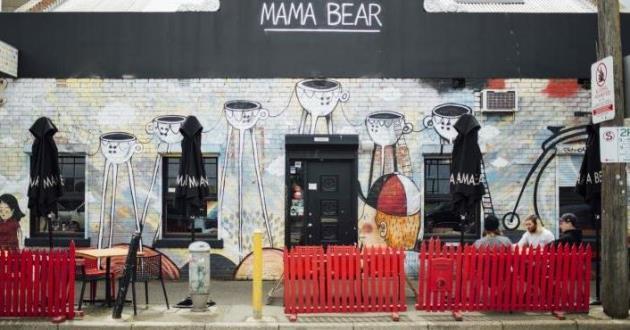 Mama Bear Cafe Event Venue
